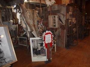 Native Americans are prominently included in the museum's chronicling of High Plains history.