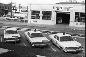 Where Everyday Joe's is today - 1968.