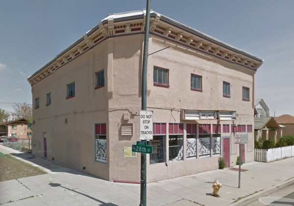 Thanks to Google Streetview, we can see what the building looked like before the renovation was started.