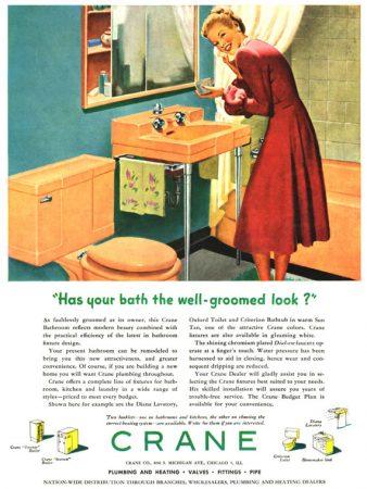 Crane Advertisement