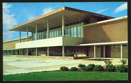Lory Student Center [east view], 1963